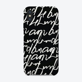 Secrets iPhone Case