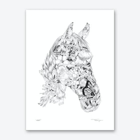 Horse I Art Print