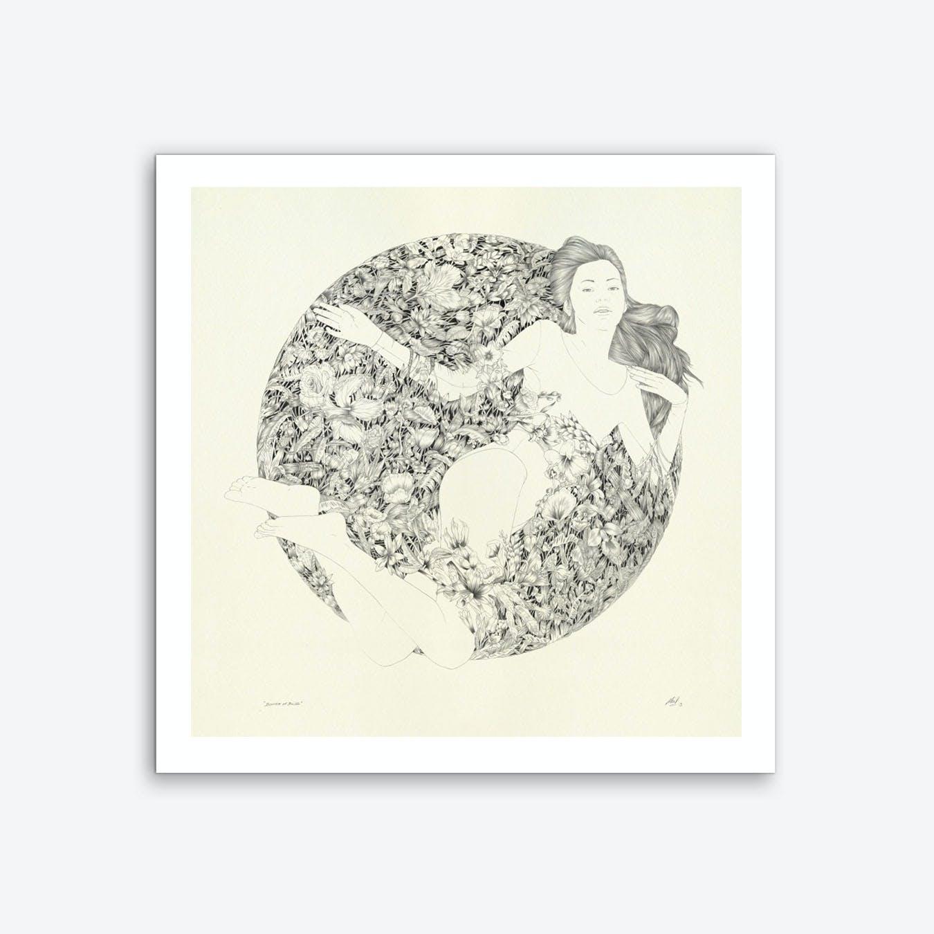Bower Of Bliss Art Print