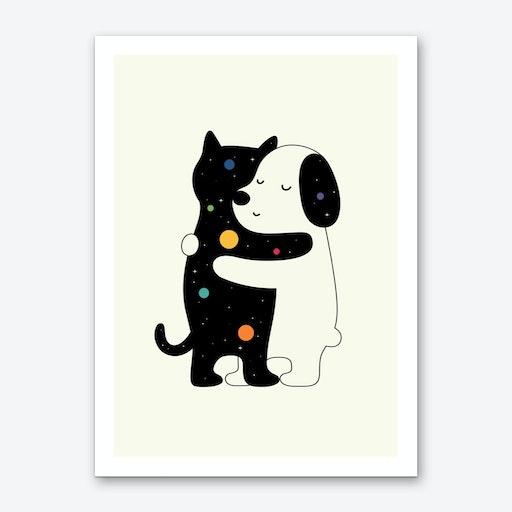 Universal Language Art Print