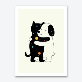 Universal Language Art Print