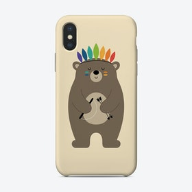Be Brave Phone Case