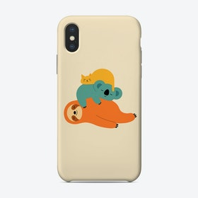 Being Lazy Phone Case