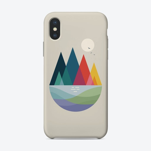 Somewhere Phone Case