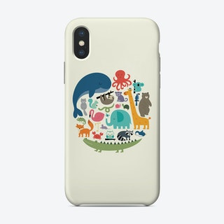We Are One Phone Case