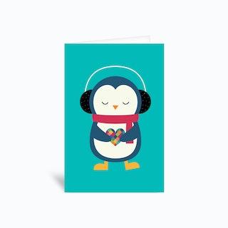 Take My Heart Greetings Card