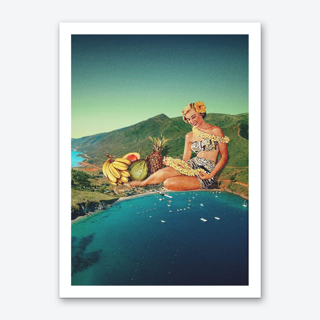 Warm Welcome Art Print