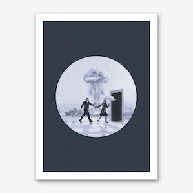Time To Leave Art Print