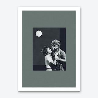 You Don't Look The Same As When I Was Dreaming Art Print