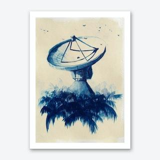 Horizon I Art Print