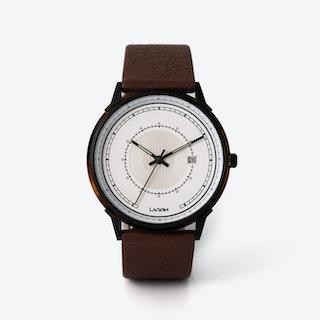 SJÖ Watch - Gold / Black / Black