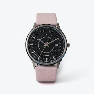 SJÖ Watch - Silver / Navy / Navy