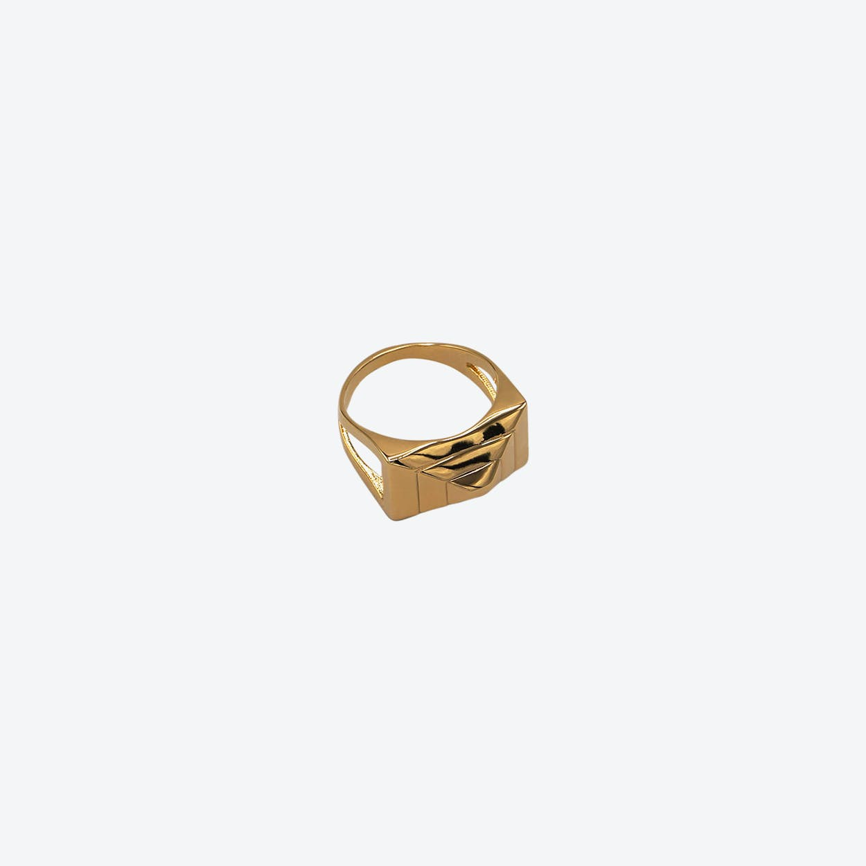 Pablo Ring in Gold