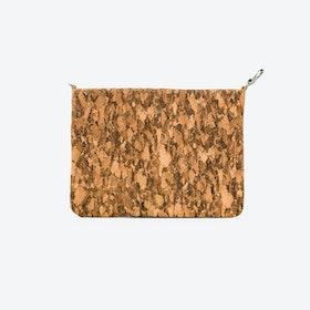 WICKY Dark Cork Purses / Wallets