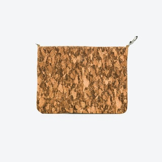 WICKY Dark Cork Purses / Wallets