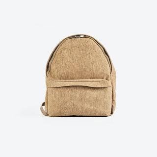 LUDWIG Sand Cork/Vegan Backpacks