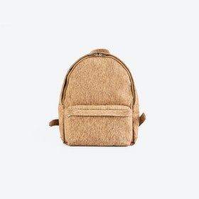 LUDI Sand Cork/Vegan Backpacks