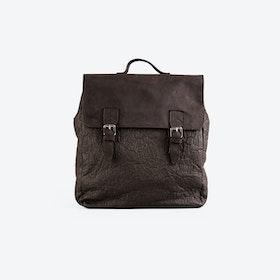 PETERSON Brown Pinatex Backpacks