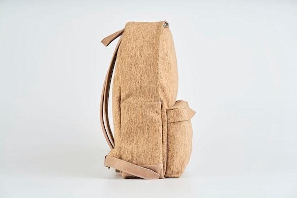 dbcc8bd086a0 LUDWIG Sand Cork Backpacks by inakoelln - Fy