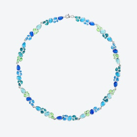 FRUITS Silver Necklace