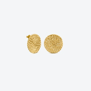 Earrings MIMBRE Gold