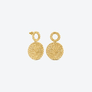MIMBRE Gold Earrings