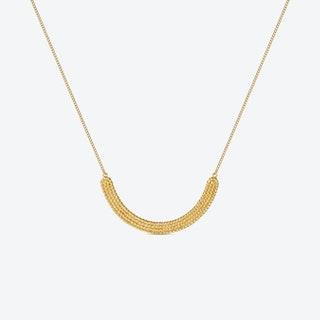 Necklace MIMBRE Gold