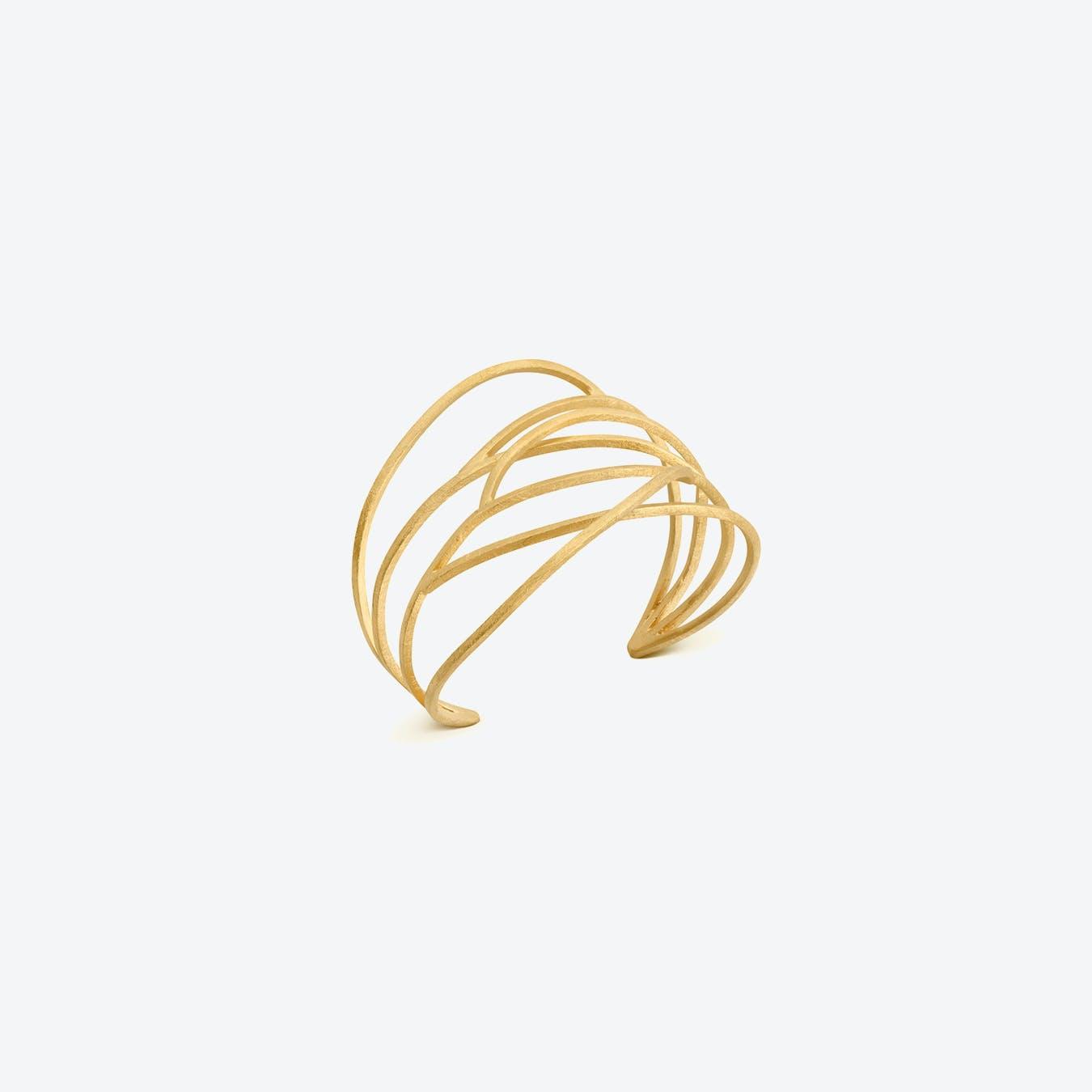 Gold Valentina Bracelet
