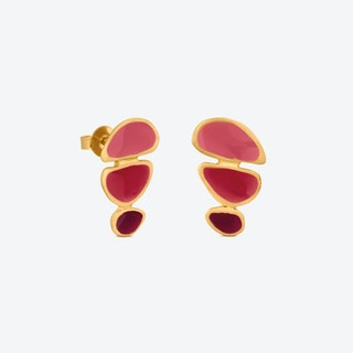 BORN Earrings Gold