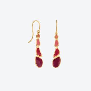 Earrings BORN Gold