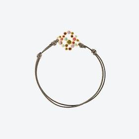 CANDY COLOURS Bracelet Gold