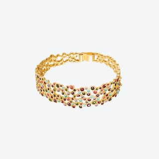 Bracelet CANDY COLOURS Gold