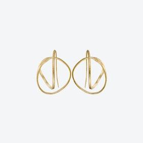 Earrings EMBOLIC Gold
