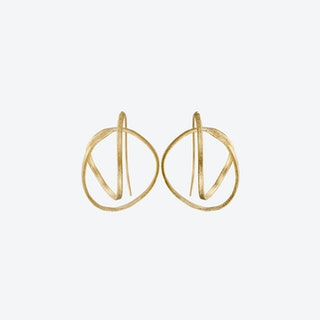 Earrings EMBOLIC Gold