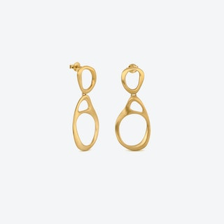 FORGE Gold Earrings