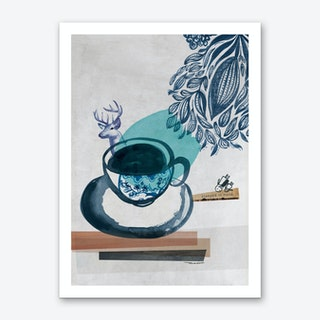 Steeped in Muse Art Print