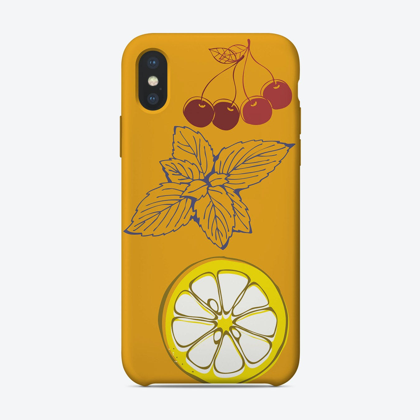 Curd iPhone Case