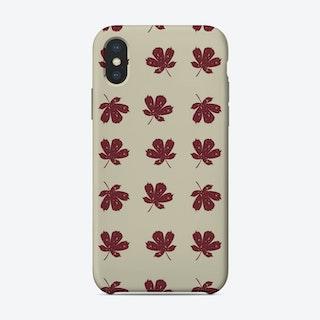 Malice iPhone Case
