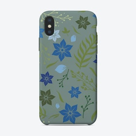 Night Shade iPhone Case