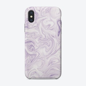 Mauve iPhone Case