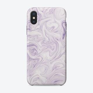 Mauve iPhone Case