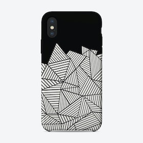 Ab Mountain iPhone Case