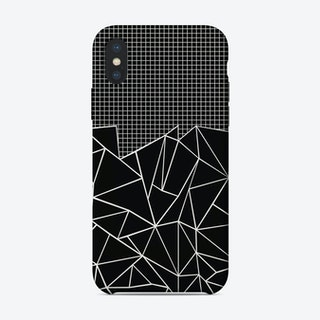 Ab Grid 2 iPhone Case