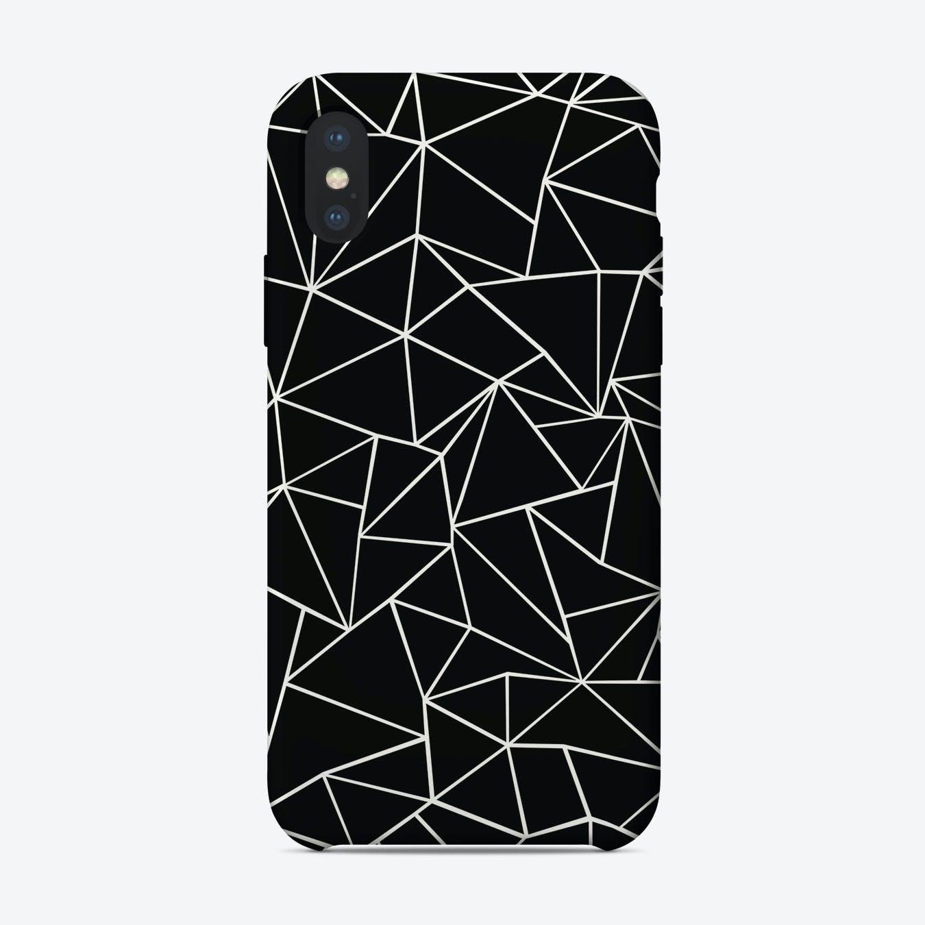 Ab Black iPhone Case