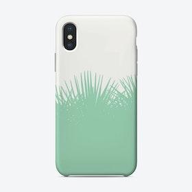 Palm Mint iPhone Case