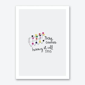 Hang it All Eames Art Print