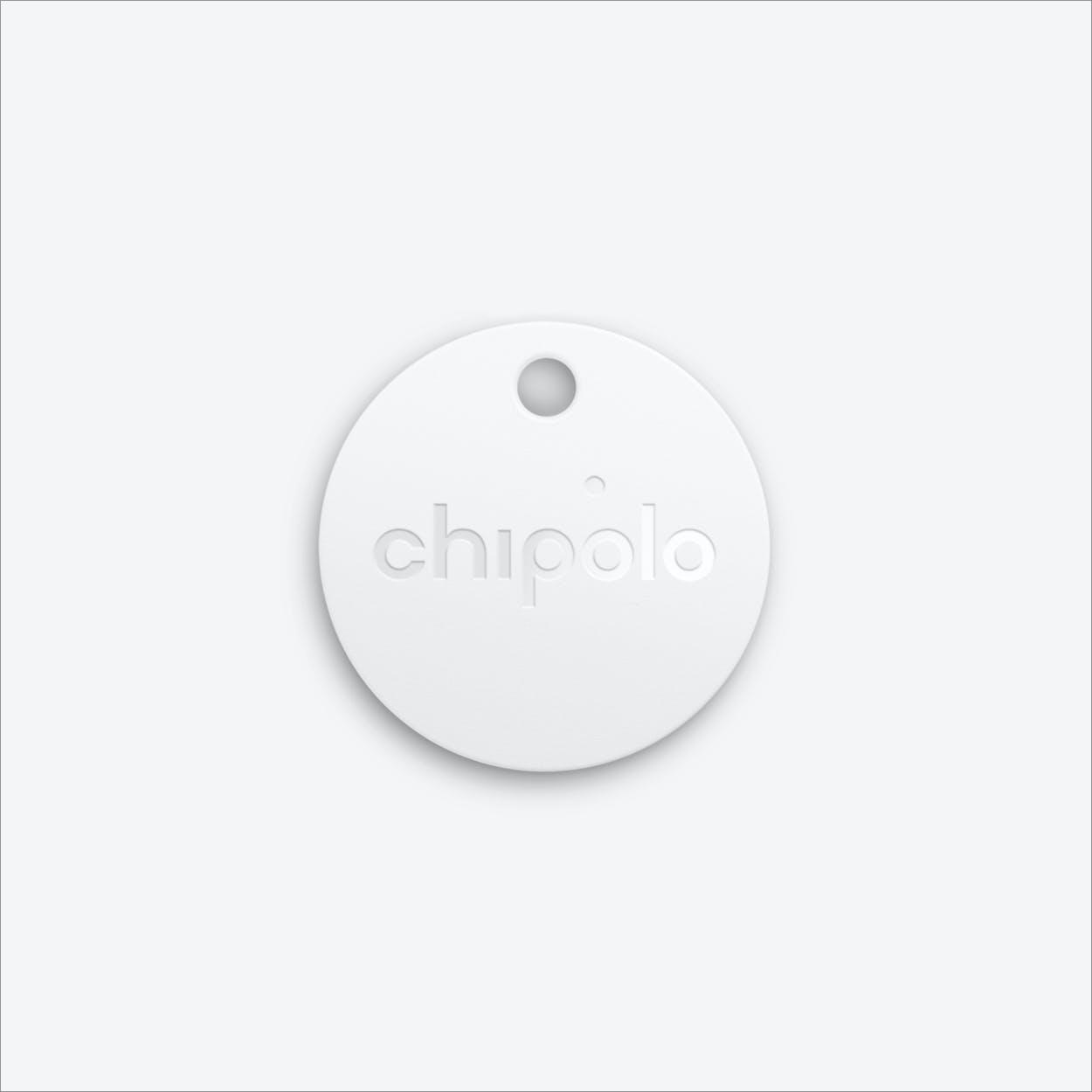 Chipolo Plus 2nd GEN WHITE