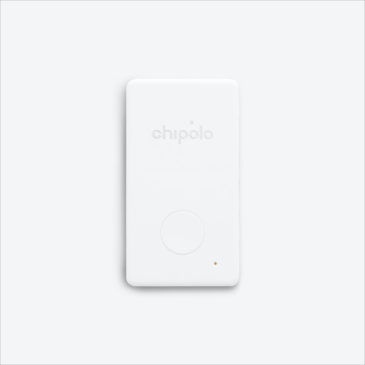 Chipolo Card WHITE