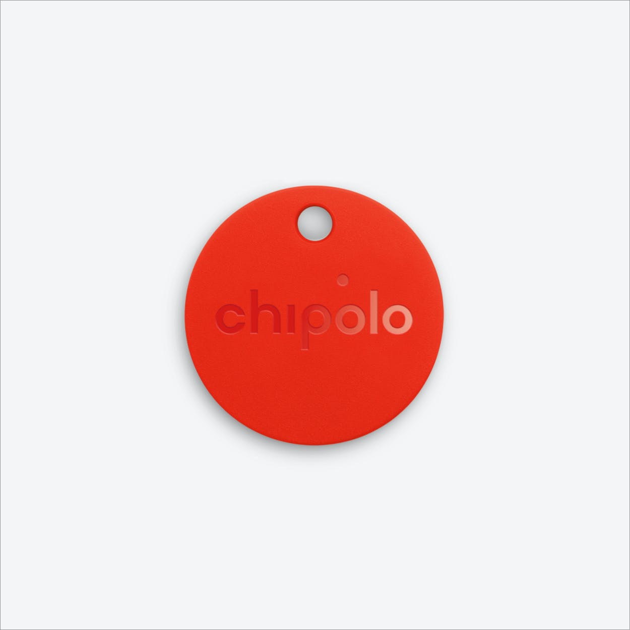 Chipolo Plus 2nd GEN RED