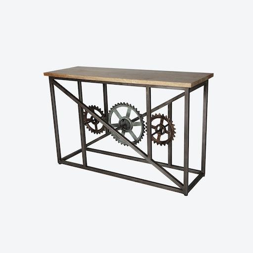 EVOKE Console Table w/ Wheels